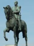 銅像騎馬a1370_000103