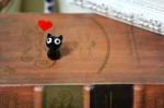 黒猫とハートa1380_000752